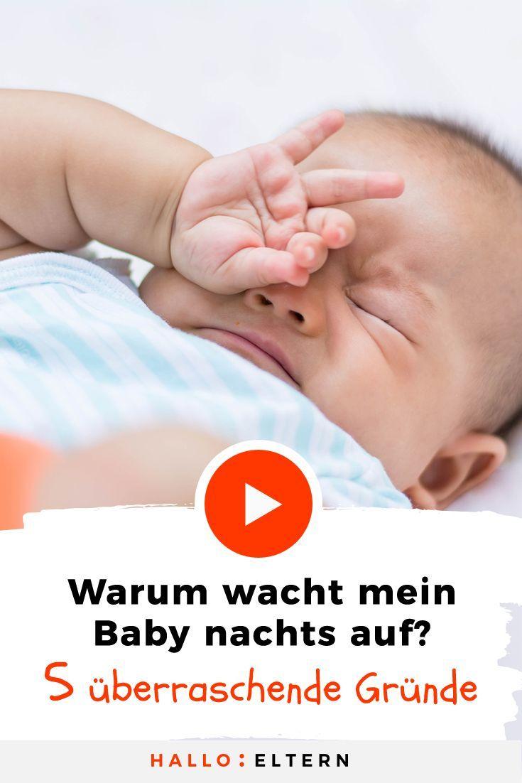 Baby 5 Monate Wacht Nachts Ständig Auf