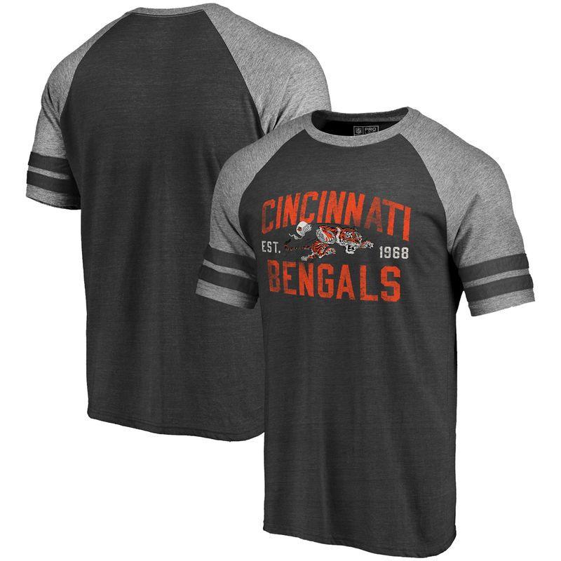 bengals retro t shirt