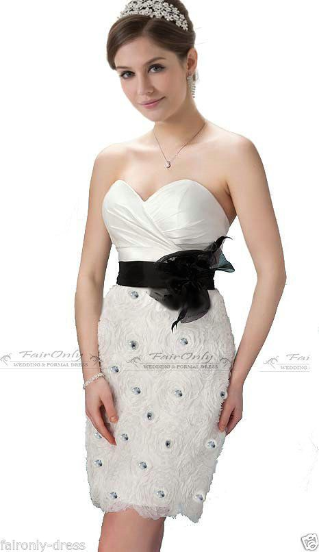 FairOnly  Mini Short Formal Cocktail Women's Club Dress Size:6 8 10 12 14 16 #faironly #ShortMini #Clubwear