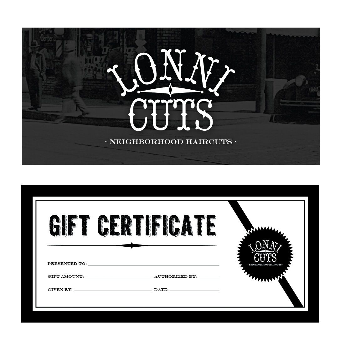 Tfvc Listen To Your Eyes Gift Certificates Corporate Gifts Gift Certificate Template