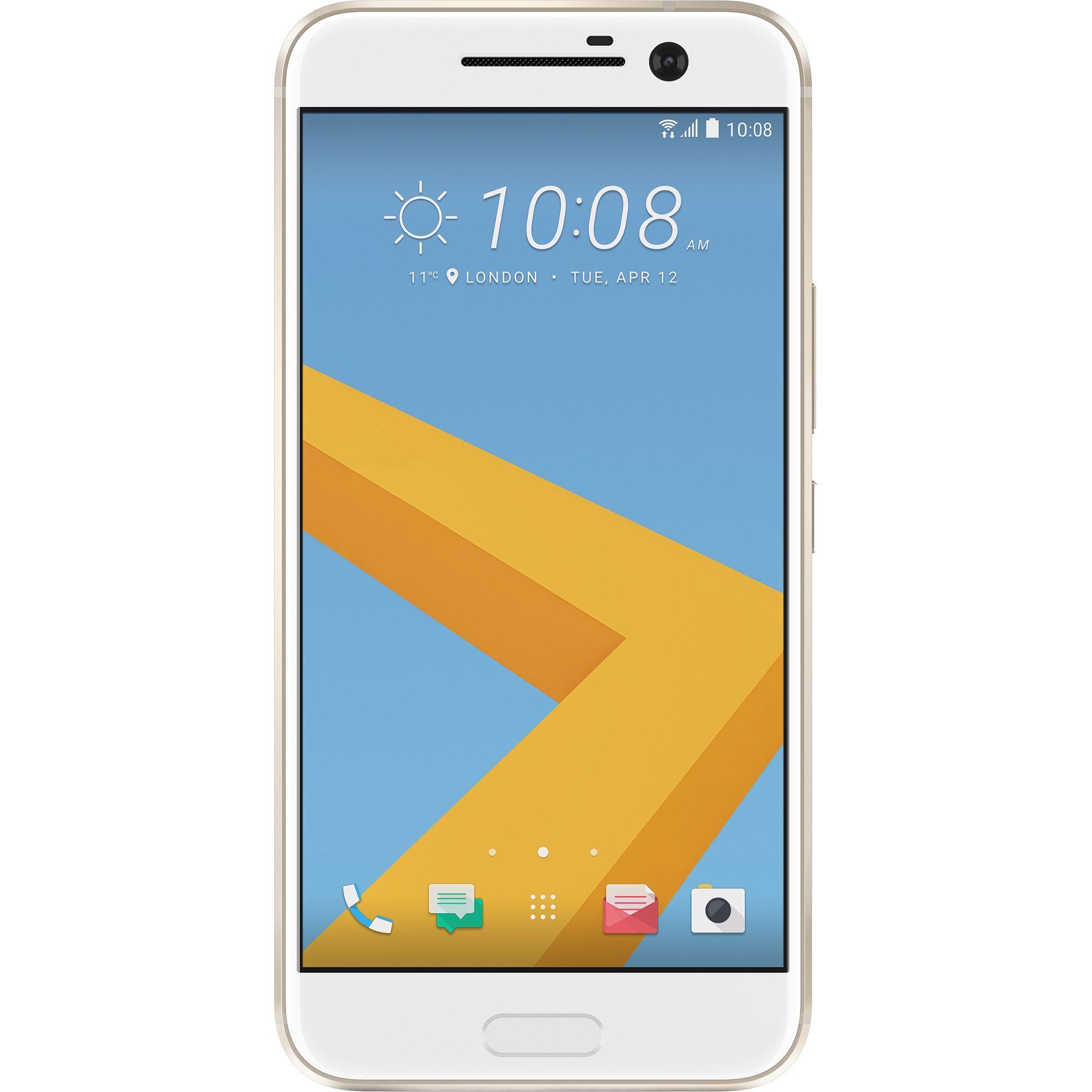 Смартфон HTC 10 32GB 4G Gold