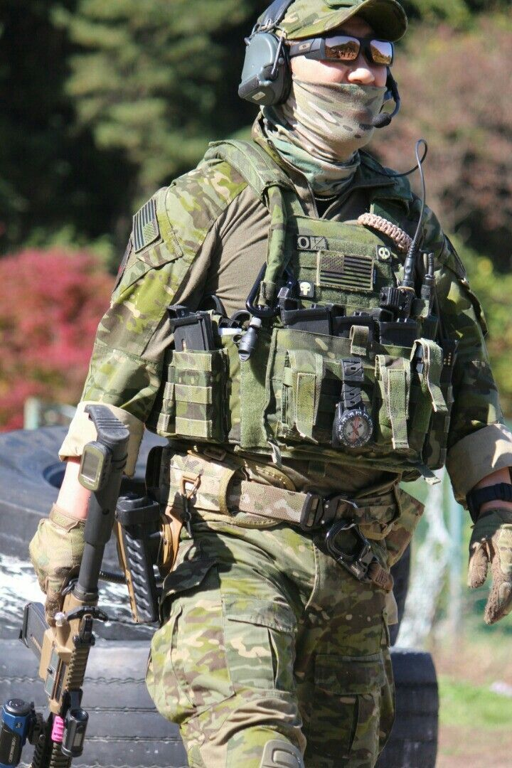 Multicam Tropic Cryeprecision G3 Combat Shirt And Pants