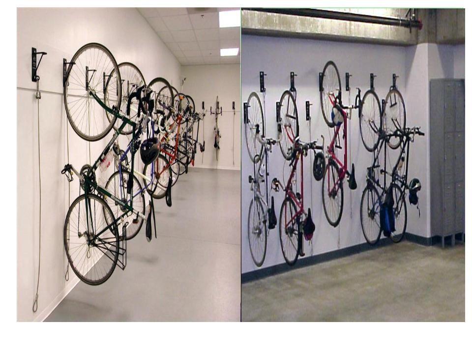 pin by on wall mount bike brackets nyc wall mount bike rack bike room. Black Bedroom Furniture Sets. Home Design Ideas