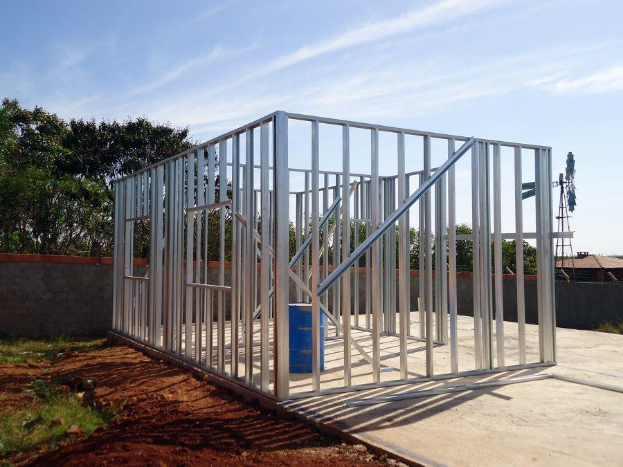 ผลการค้นหารูปภาพสำหรับ light steel frame frame house Pinterest
