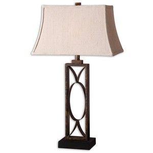 Uttermost 'Manicopa' Metal Table Lamp