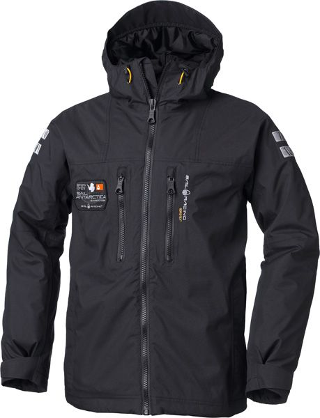 SAIL RACING GLACIER BAY JACKET CARBON A winter jacket in GORE-TEX® 2 layer  fabric with Thermolite® padding. Windproof and water-resistant. 10b576c5eaf25
