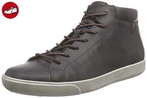 Herren Calgary Höhe Sneakers, Grün (Tarmac/Dark SHADOW59606), 43 EU Ecco