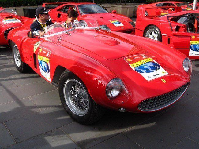 All Ferrari Models List Of Ferrari Cars Vehicles Ranker >> Ferrari Monza Is Listed Or Ranked 41 On The List Full List Of