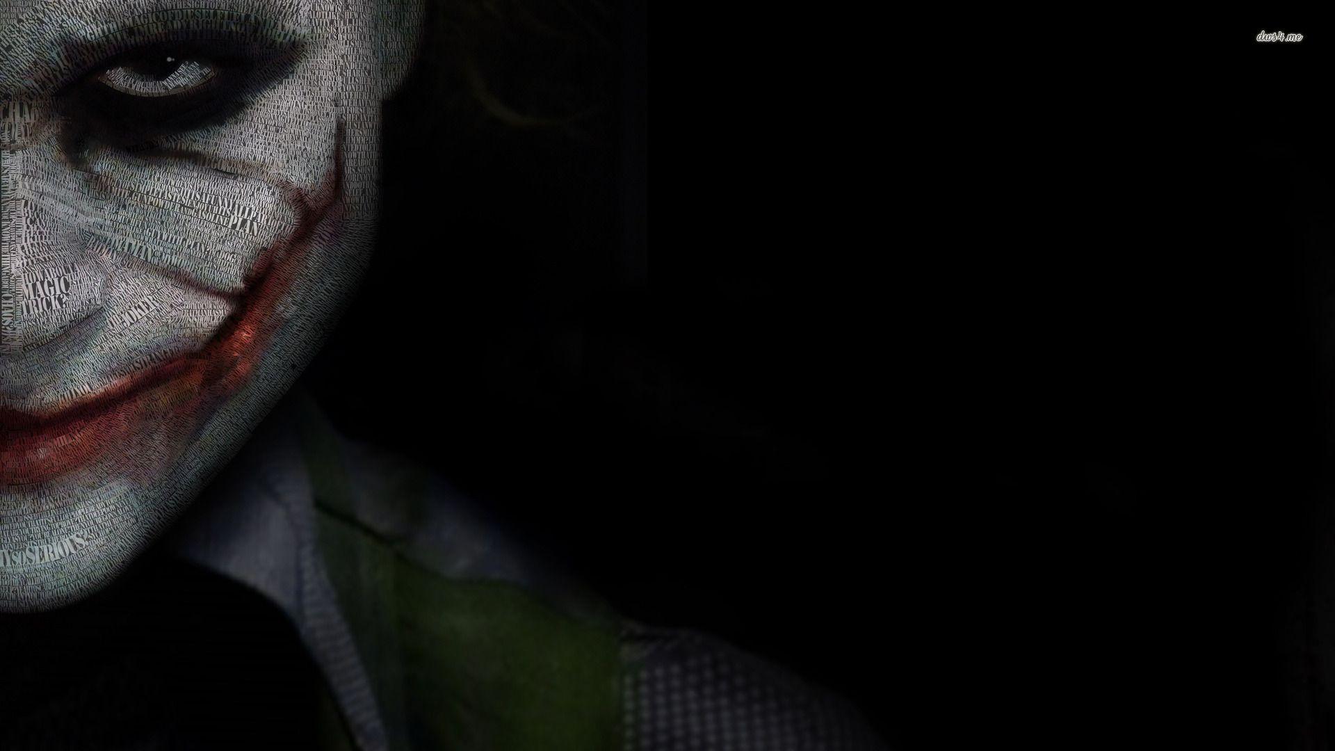 Joker The Dark Knight Wallpapers