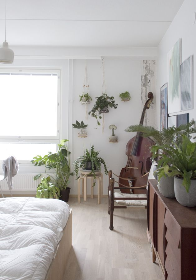 Da Daa Blog / Bedroom / Plants
