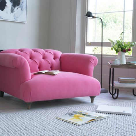 Dixie Love Seat | Chesterfield, Cotton and Living rooms