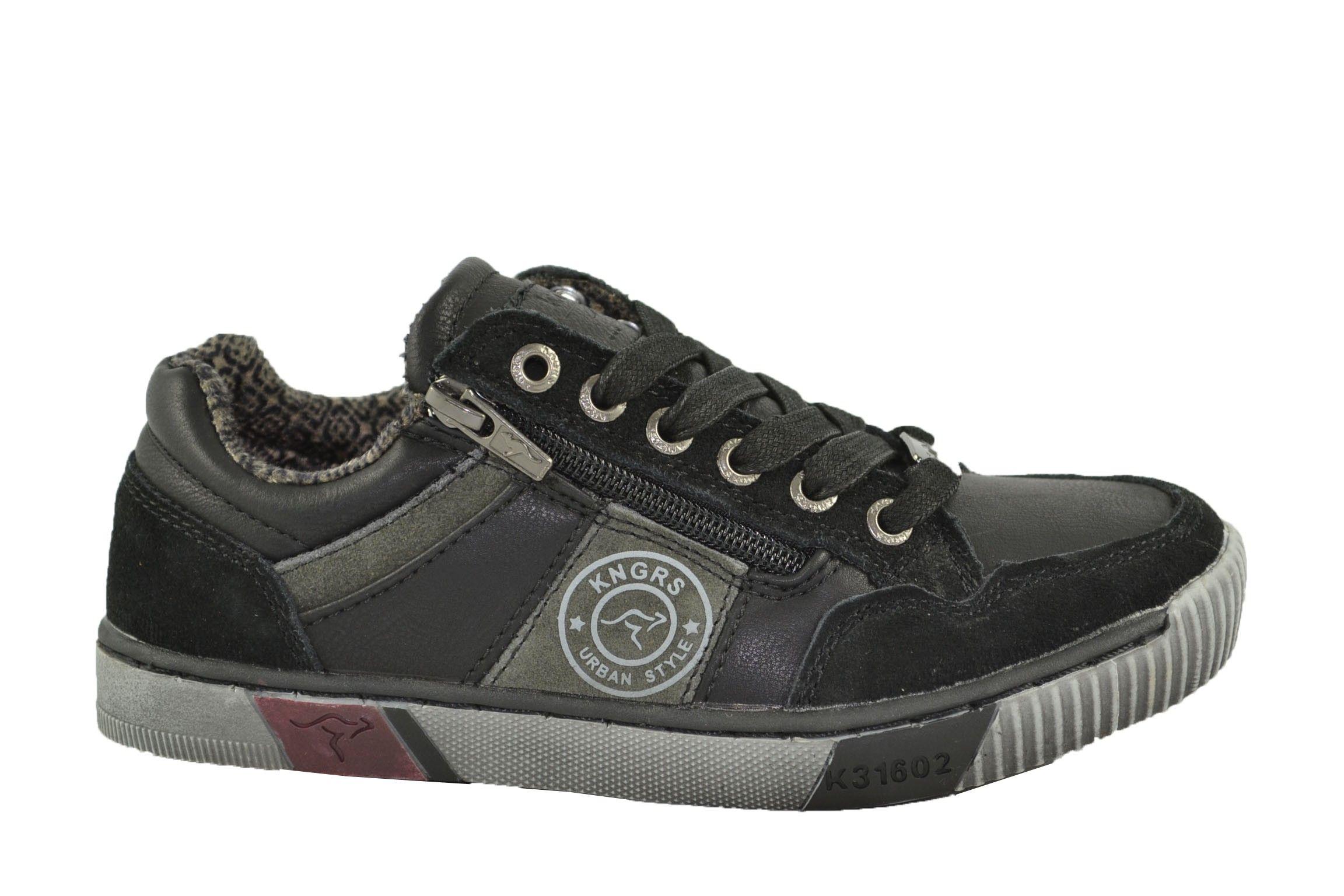 Zapatos azules casual Kangaroos infantiles 0a9e7dF