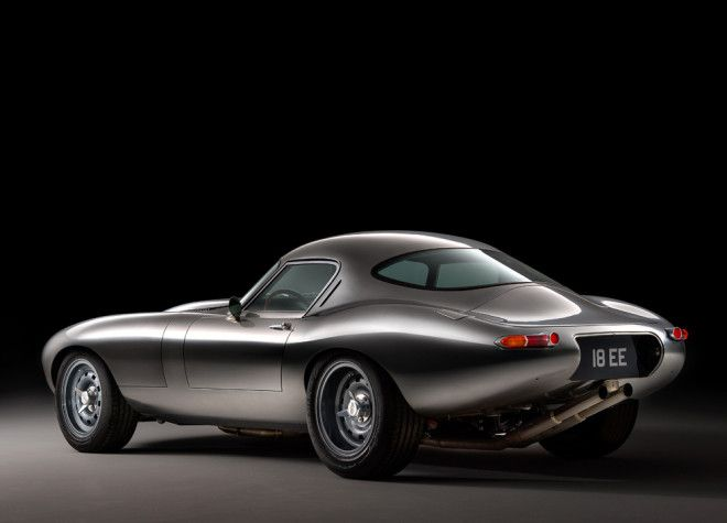 This Restored Jaguar E-Type is Pretty Much The Coolest Car on the Planet by Jack Archer