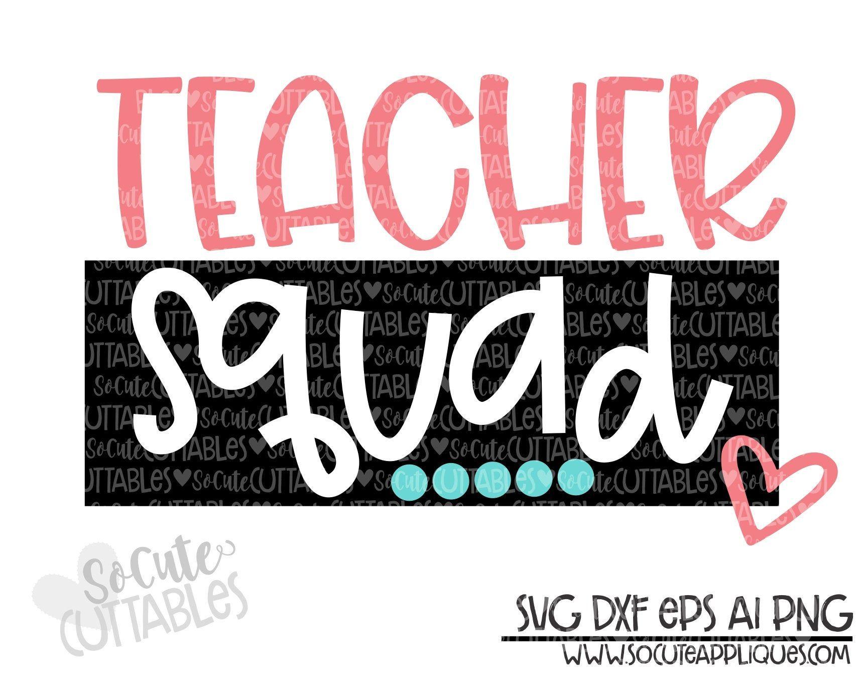 teacher svg Back to school 1st day of school svg file best class ever SVG socuteappliques school cut file art teacher svg