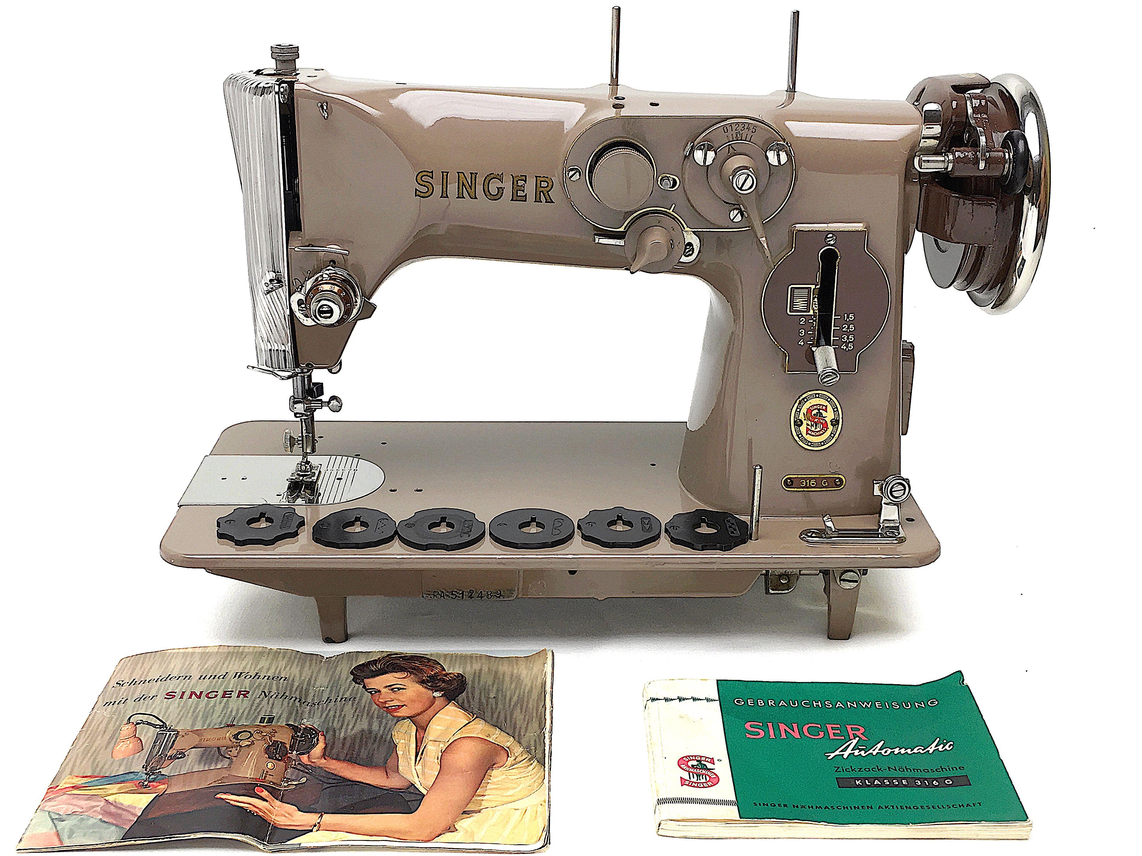 Pin On Singer Sewing Machines