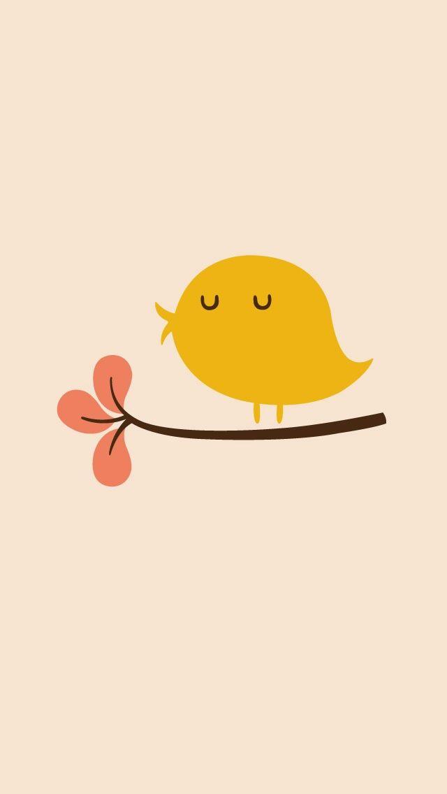 Cute Kawaii Bird Wallpaper Iphone Cute Cute Iphone 6 Wallpaper Iphone 6 Wallpaper