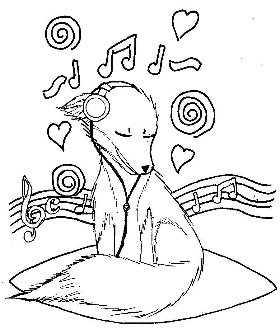 Music Notes Coloring Pages Awesome Music Note Coloring Page Regionpaper Star Wars Coloring Book Coloring Pages Christmas Music Coloring [ 1057 x 900 Pixel ]