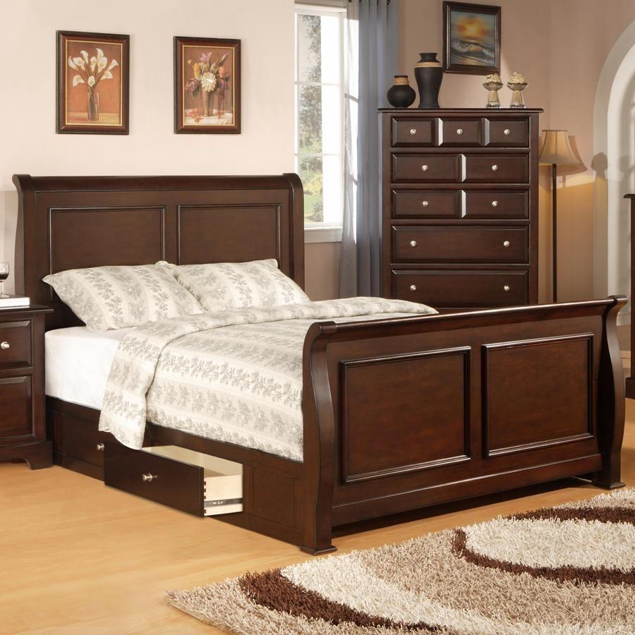 Tipps für Ihr in Voller Größe Sleigh Bett in Voller