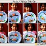 One Fish Two Fish Dr Seuss Craft   Origami Fish craft+class+bird 001 150x150 photo