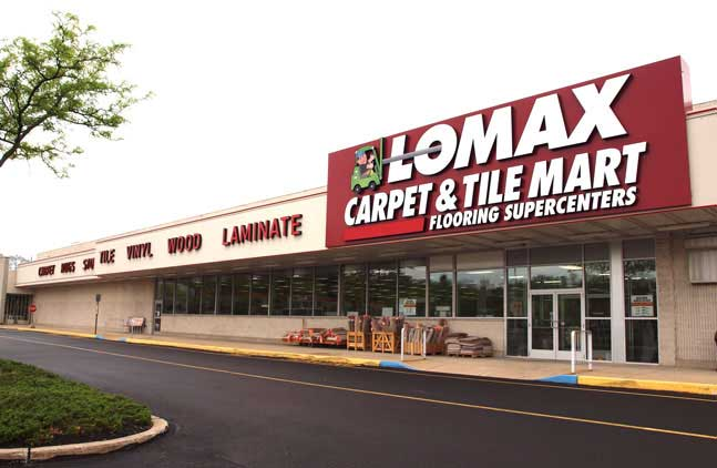 lomax carpet tile mart pottstown
