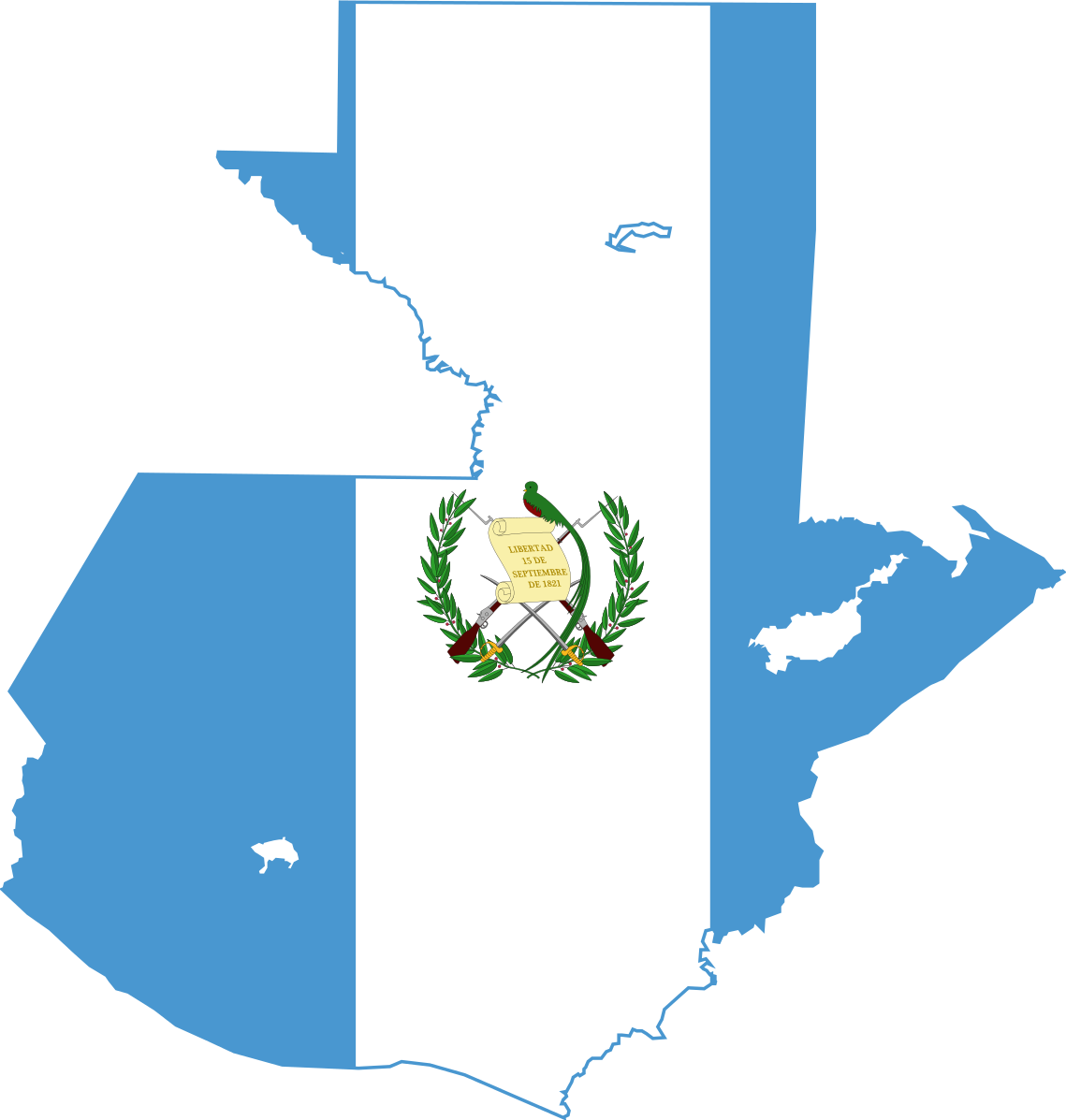 File:Flag map of Guatemala.svg | Heart for Missions | Pinterest