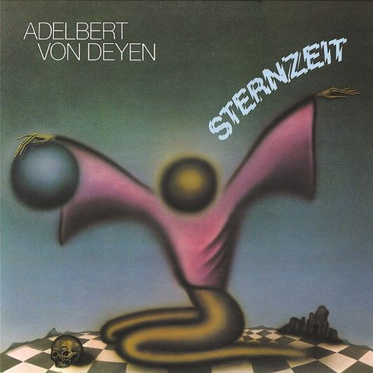 Adelbert von Deyen - Kunstmaler und Grafiker - Die offizielle Website