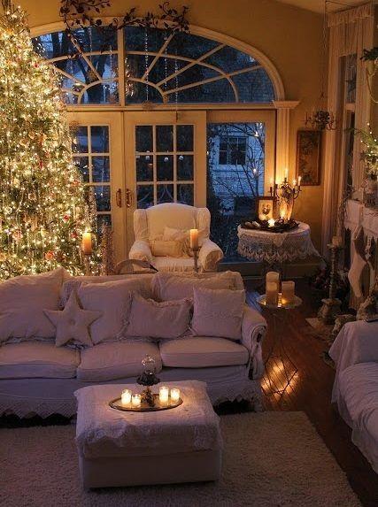 Virtual Home Christmas Christmas Living Rooms Cozy Christmas Christmas Home