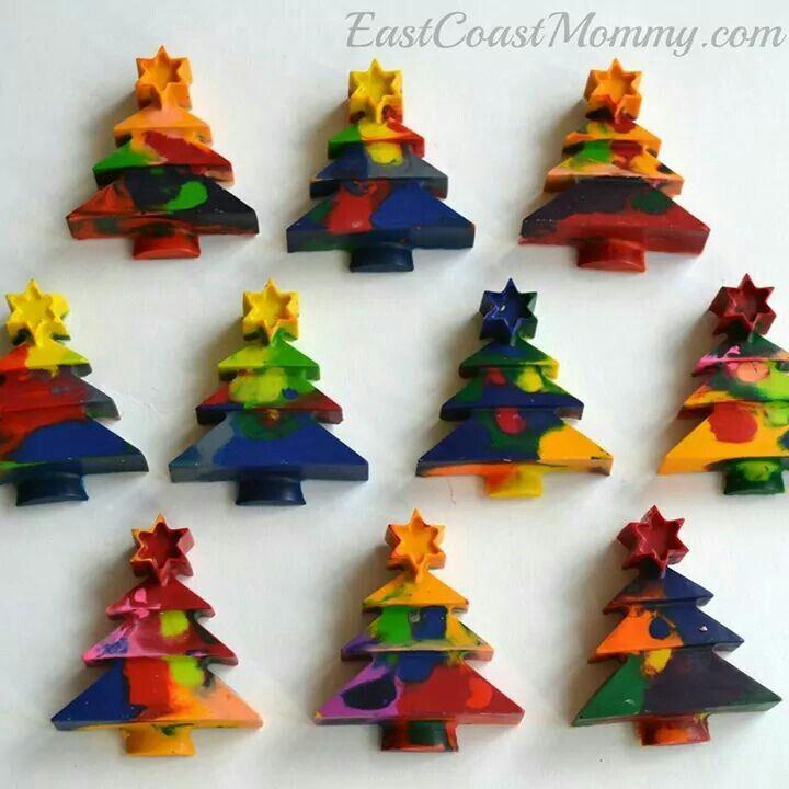 Crayon Recycling Student Christmas Gifts Diy Christmas Gifts For Kids Recycled Crayons