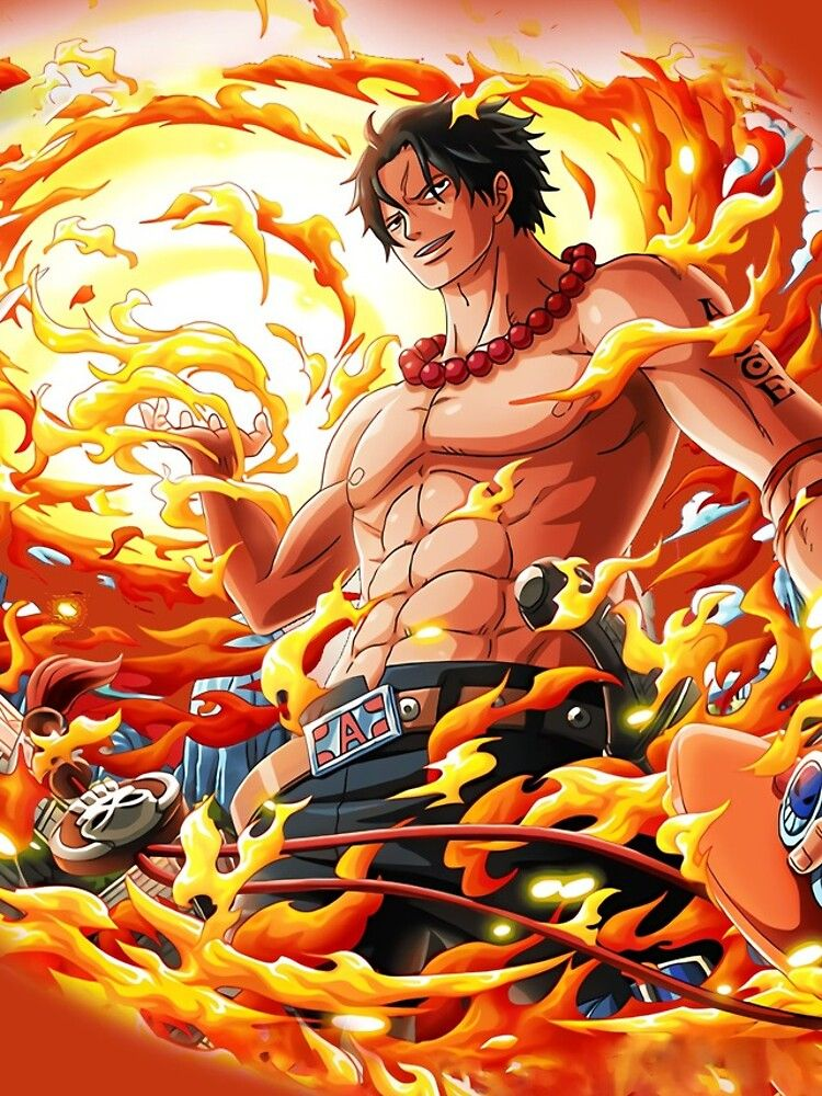 Portugas D ace One piece trong 2020