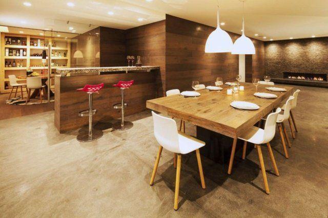 Meubles salle à manger - 87 idées sur l\u0027aménagement réussi Tv