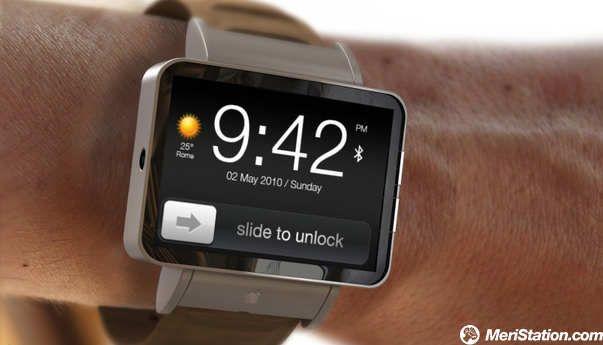 Los gadgets del futuro. iWatch???