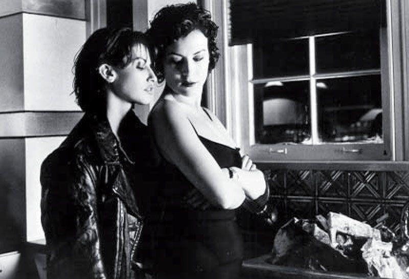 lesbienne noir film