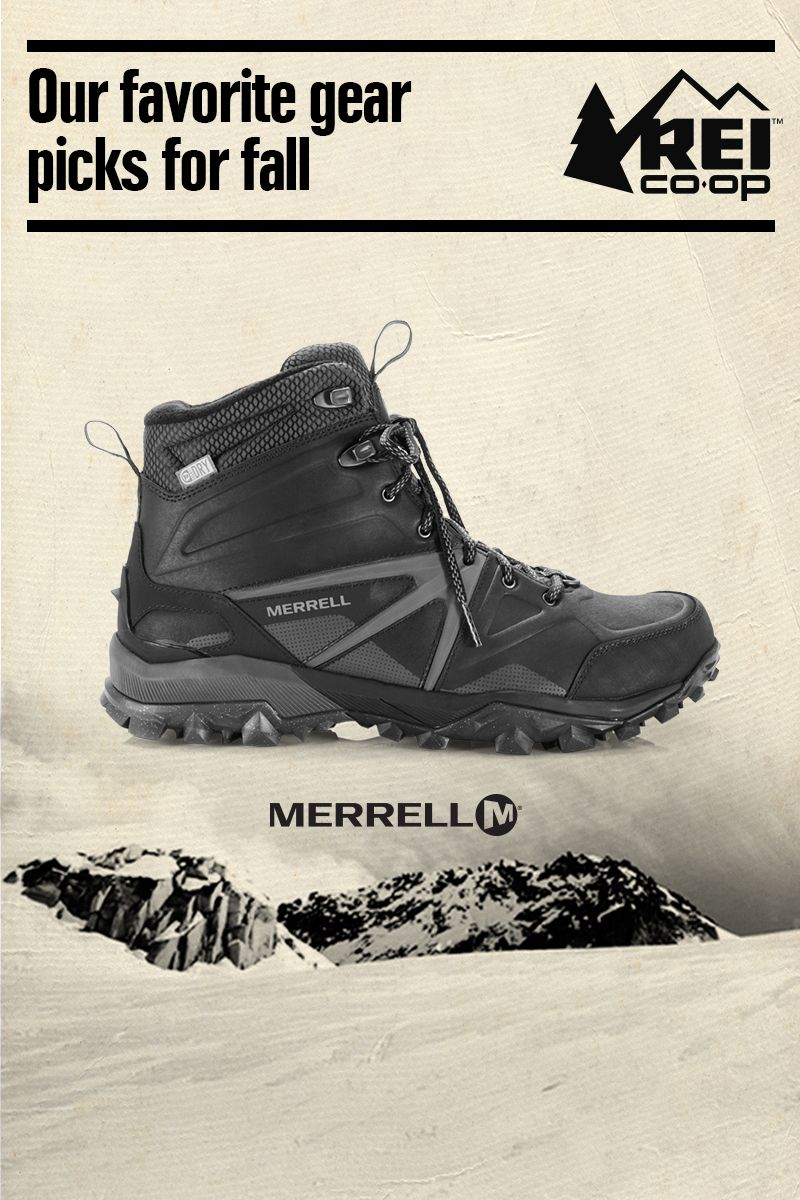 38c72d0e3ef Capra Glacial Ice Mid WP Winter Hiking Boots - Men's | Gifts for me ...