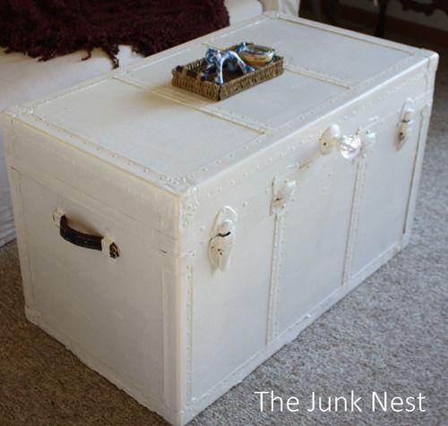 Old Storage Trunk Redo