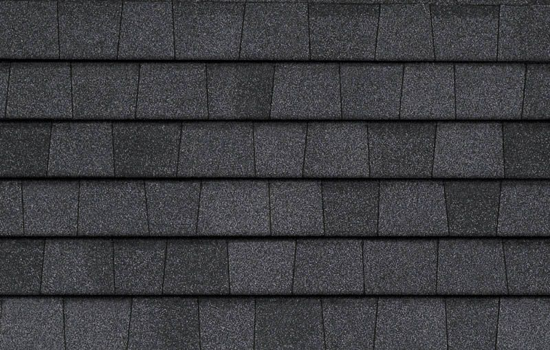 Black Roof Shingles Moire Black Landmark Tl Certainteed Shingle Colors