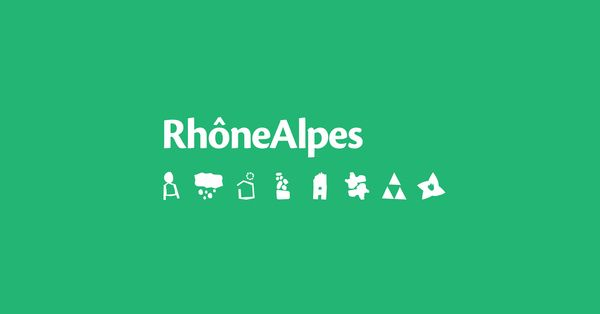 Rhône-Alpes by Wilson jonathan, via Behance
