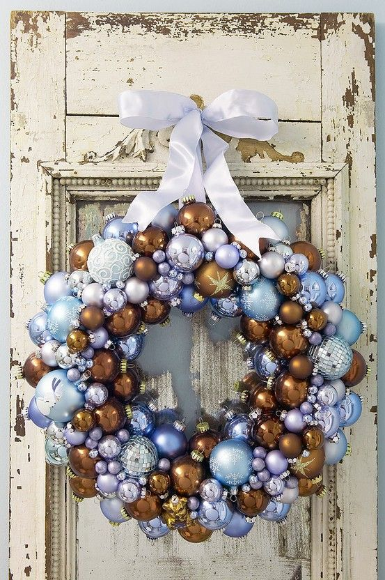 Non Christmas Winter Wreaths.Non Traditional Wreaths To Make For Christmas Vintage