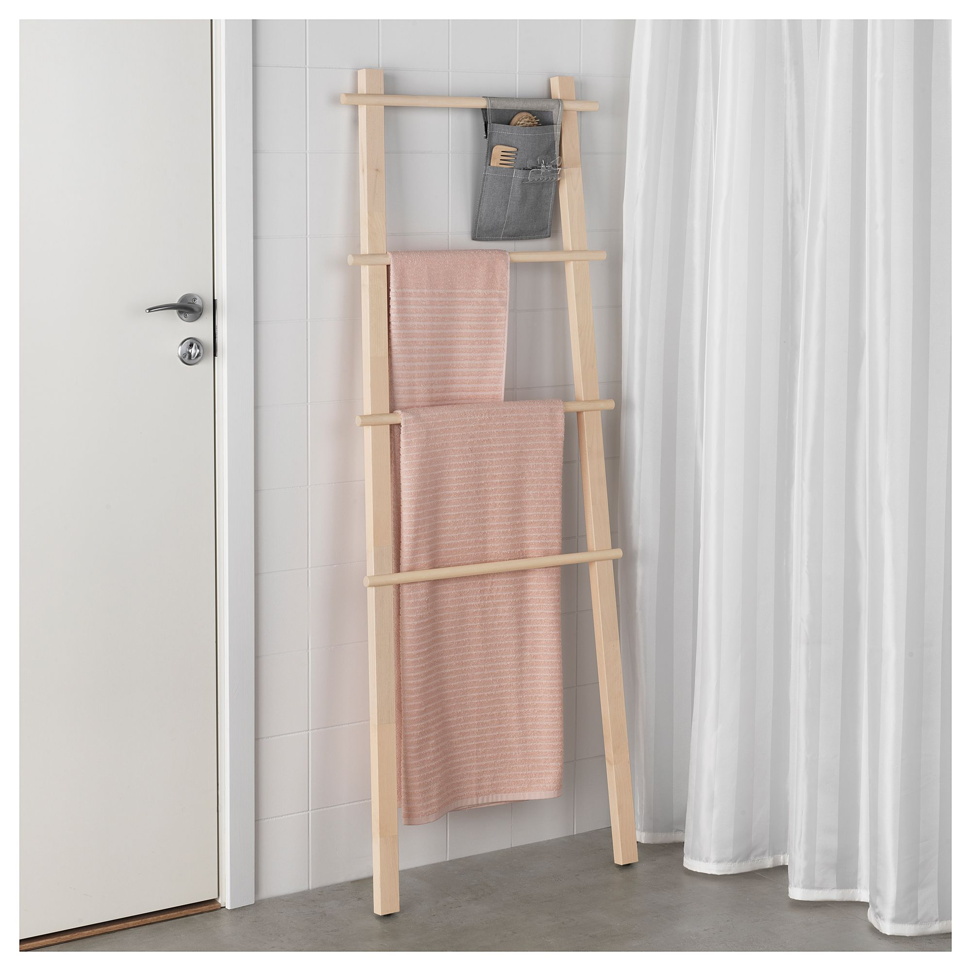 Ikea Vilto Towel Stand Birch In 2019 Products Ikea