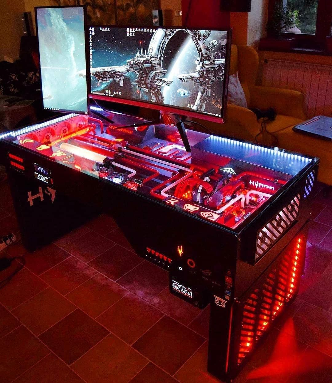 Crazy setup🔥 👉tag someone who will love this setup