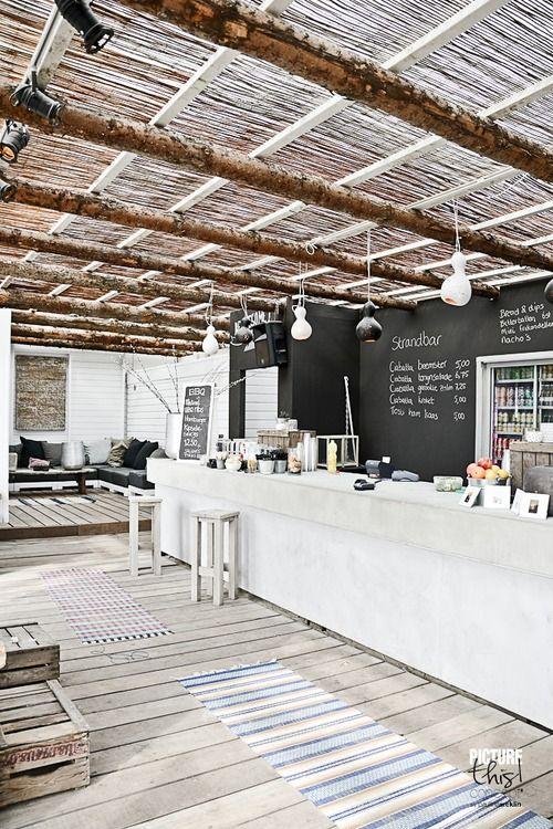 beach bar ideas beach cottage. Branding Beach Club In Noordwijk Bar Ideas Cottage I