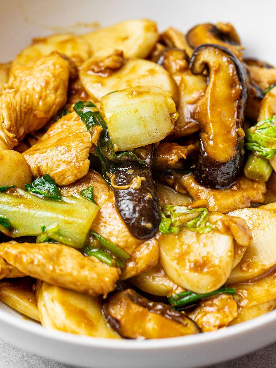 Din Tai Fung Shanghai Rice Cakes
