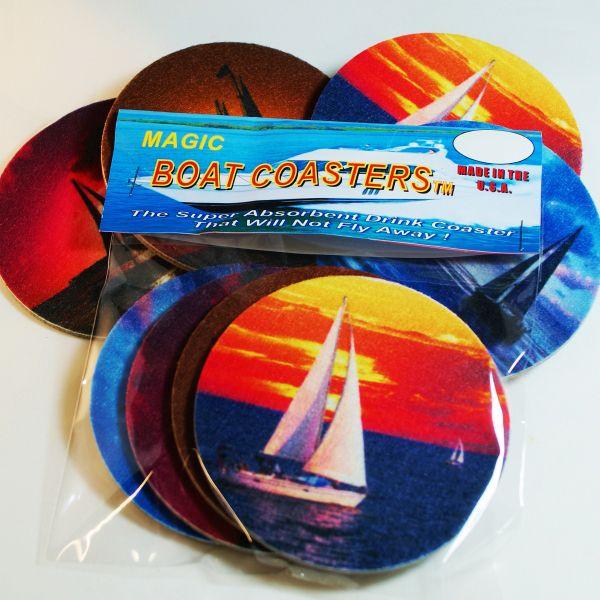 Personalized Rug Mug coasters
