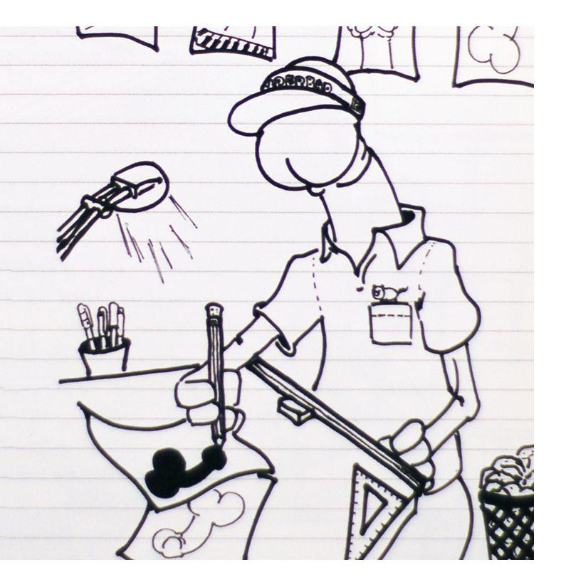 superbad drawings. Dickhead.