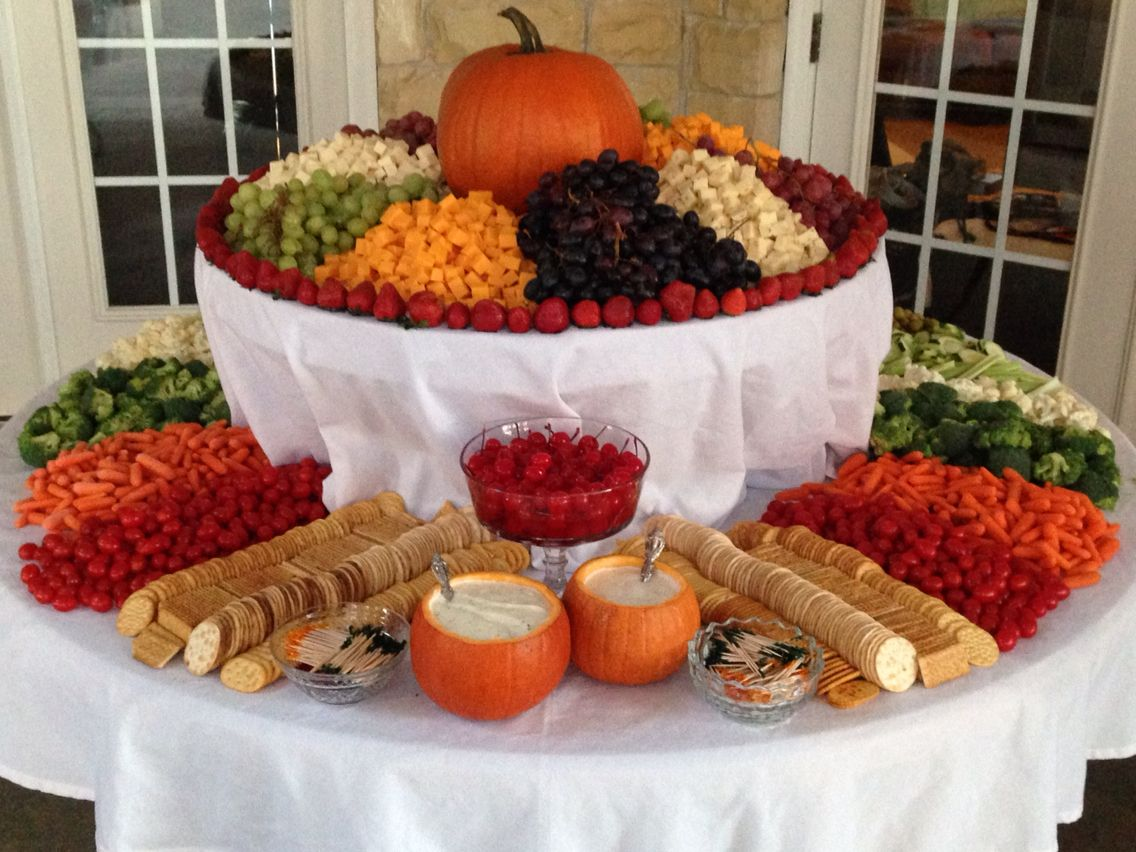 Made this for my cousins wedding Wedding appetizer ideas