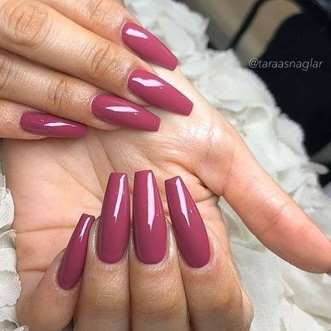nails classy coffin shape 51 ideas for 2019 in 2020
