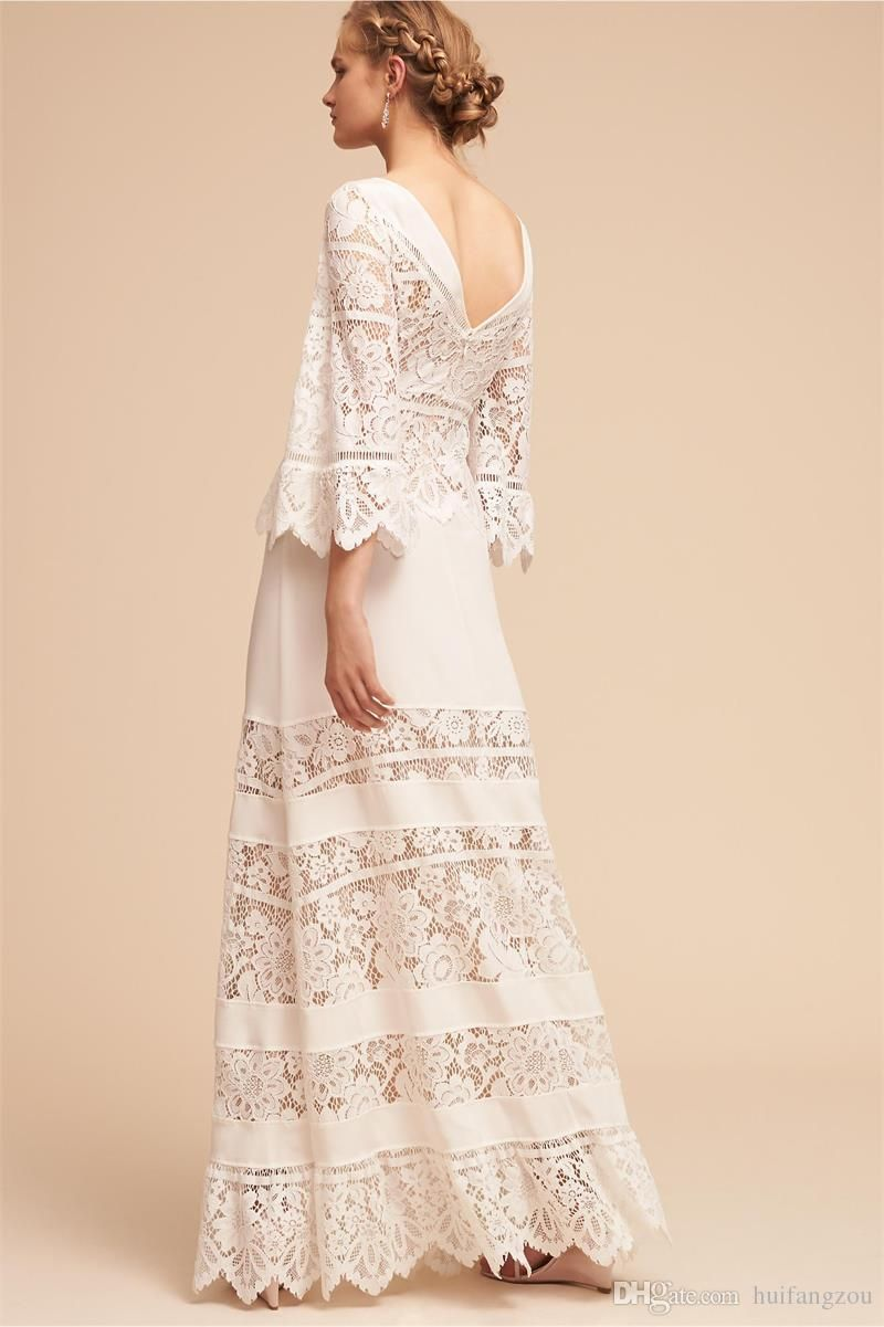 36++ Plus size gothic wedding dress bell sleeve ideas in 2021