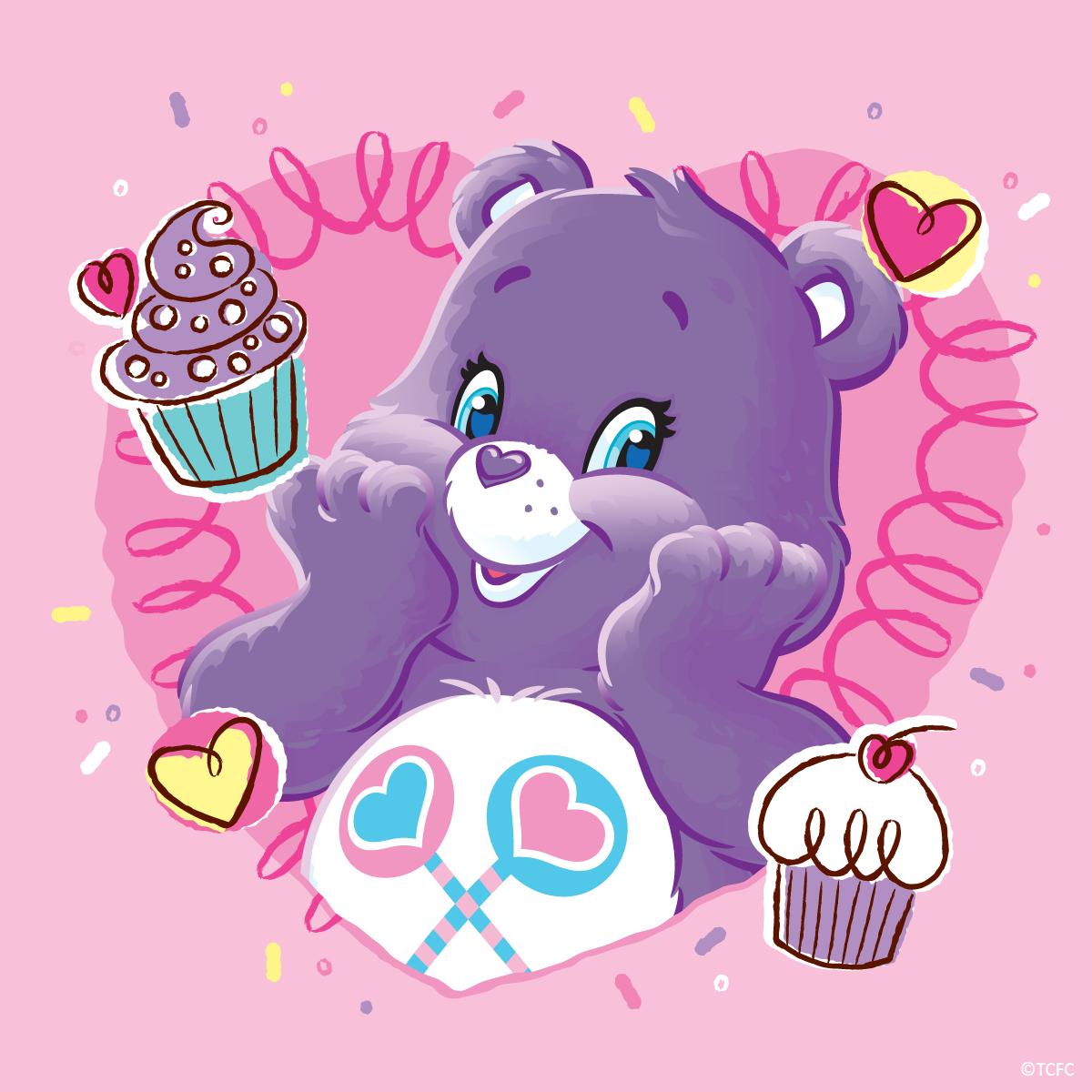 Care Bears Wallpaper: Care Bears:) Happy Birthday