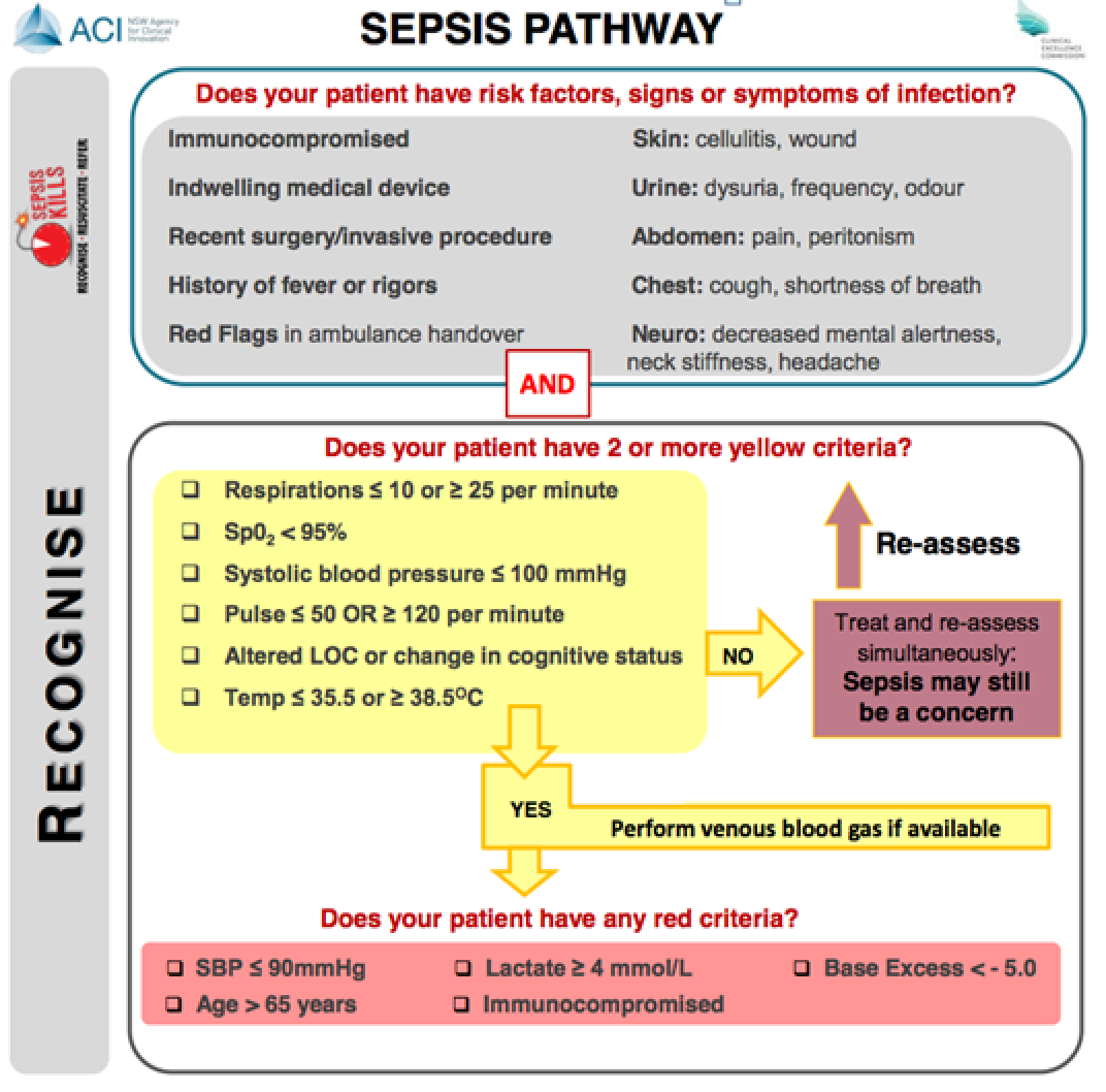 Images Of Sepsis Concept Map