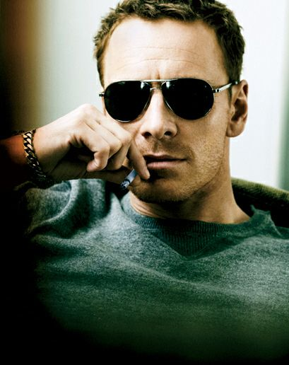 Michael Fassbender by Mario Testino for GQ US, June 2012
