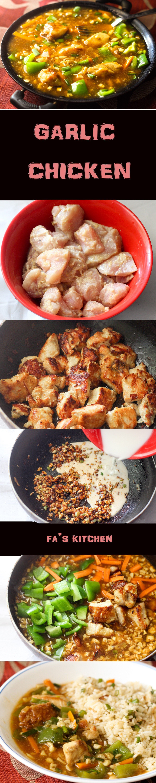 Indo chinese chicken gravy recipes